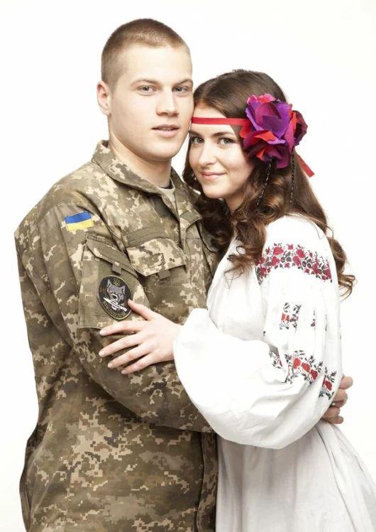 Любов і війна...  / Юлія та Ілля /