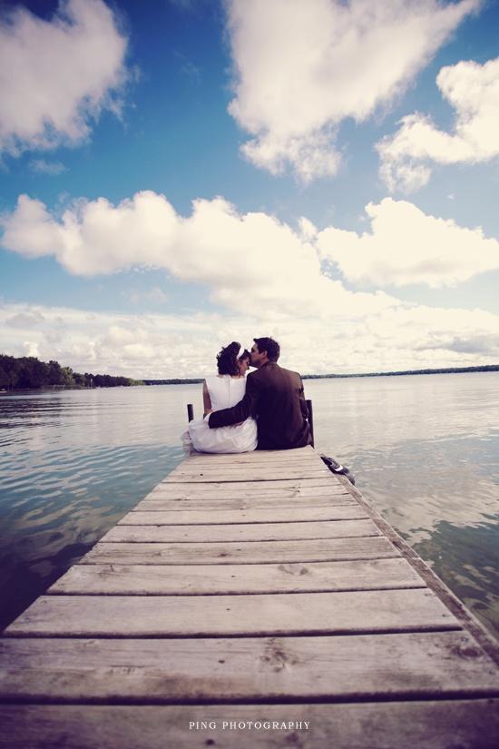 Kate And Dushan Door County Wedding Ping Photography Weddings Pinterest