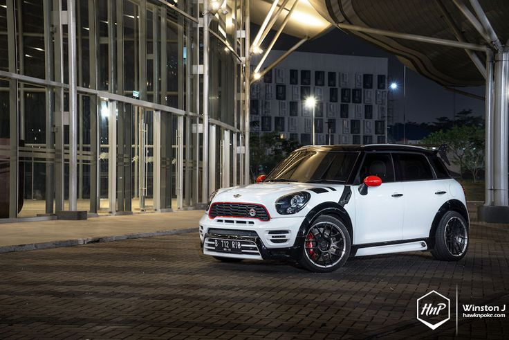 MINI Countryman S on BC Forged