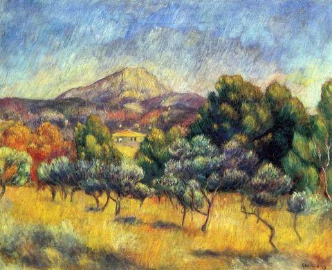 Montagna Santa Vittoria