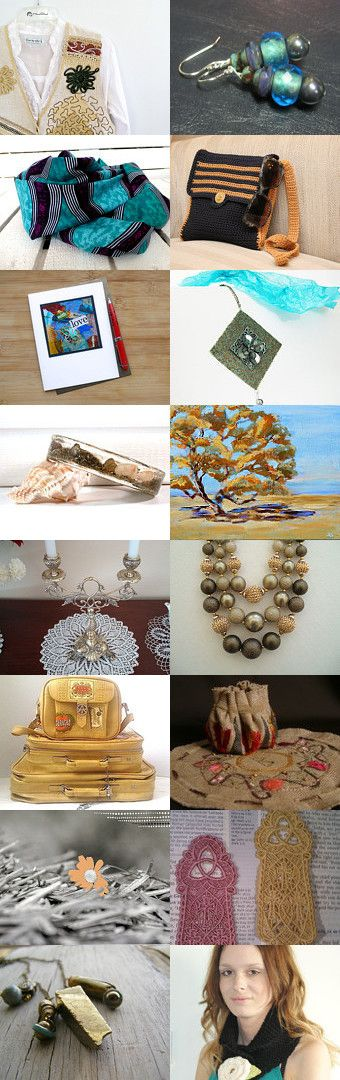 Friday's Child Is Loving and Giving by Gail on #Etsy --Pinned with TreasuryPin.com  #Integritytt #jewelry #jewellery #handmade #jewelryonetsy #art #vintage