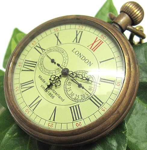 82 best images about pocket watches pocket watches cheap brass hoop buy quality watches sd directly from watch angel suppliers hot old 3 dials 5 hands london brass pocket watch
