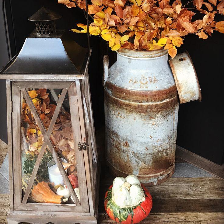 Höststämning #vintage #autumn