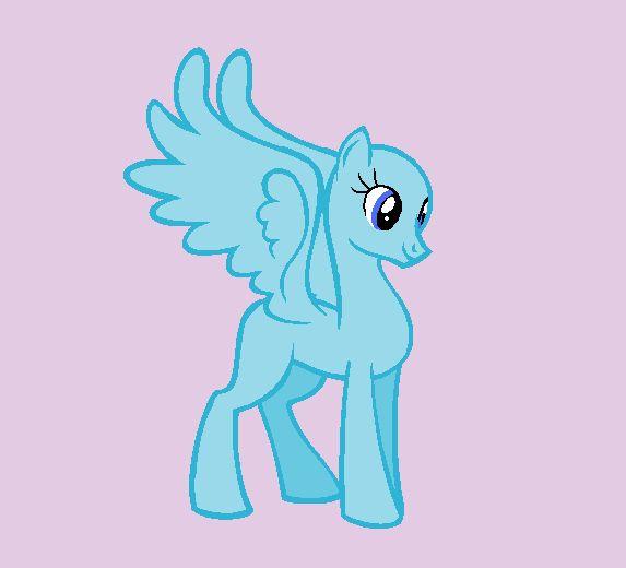 MLP Pegasus base