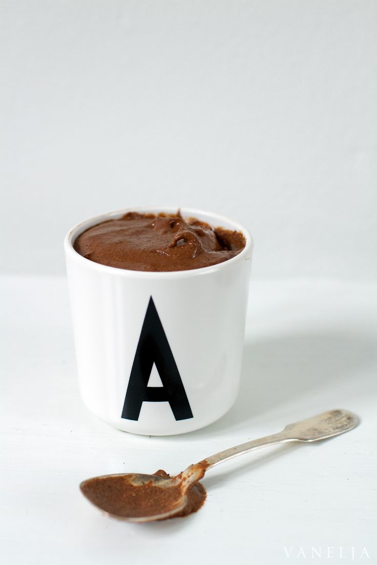 A as in Awesome Chocolate Pudding