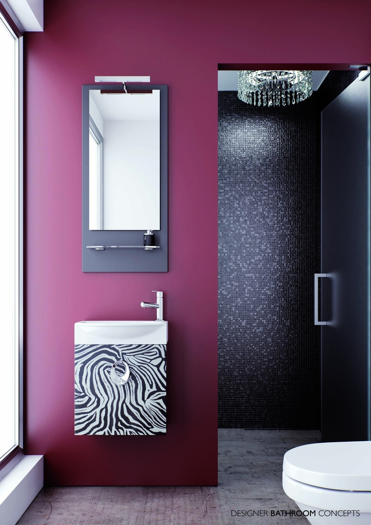 The Cosmo Designer Modular Bathroom Furniture u0026