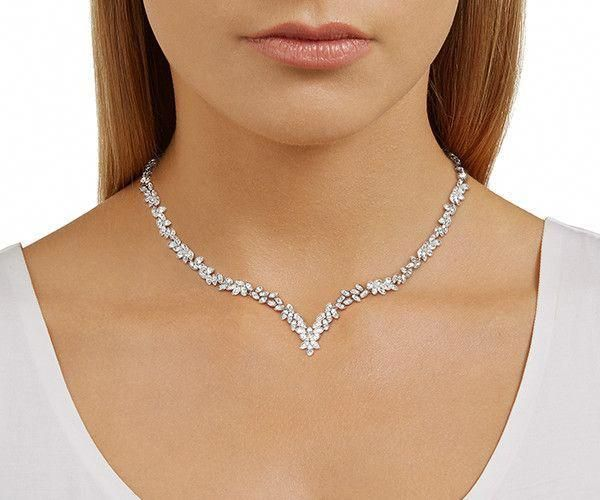 Imitation Jewelry Store Near Me | Diamond Jewelry Necklace in 2019