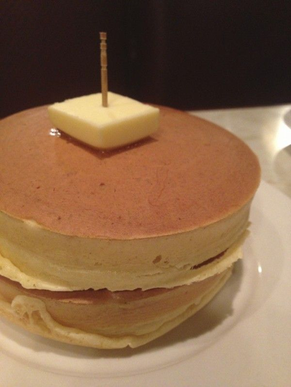 錦糸町ニットのホットケーキ