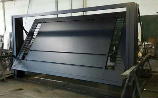 Porton levadizo garage