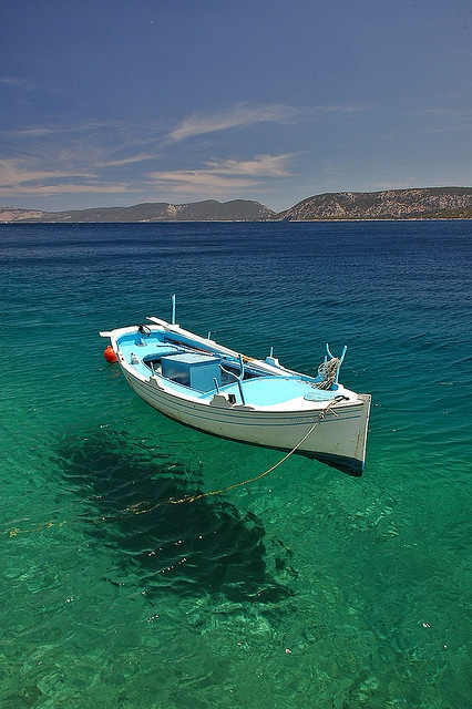 Flying boat by solerab, via Flickr #travel #holidays #greece