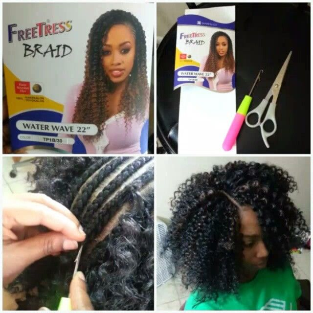 Crochet Braids Tampa Fl : Crochet Braids Freetress Hair