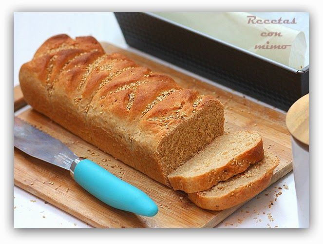 62 best images about RECETAS CON HARINA INTEGRAL on