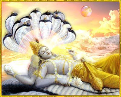 श्रीमद भगवद गीता: आप जानते है भगवान विष्णु का योगनिद्रा काल : चातुर्...