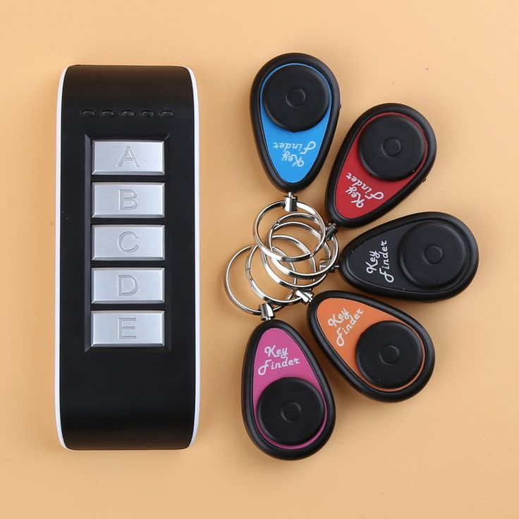 >> Click to Buy << 2017 New arrival Wireless Electronic Key Finder Reminder With 5 Keychain Receivers For Lost Keys Locator Whistle Key Finder HOT #Affiliate