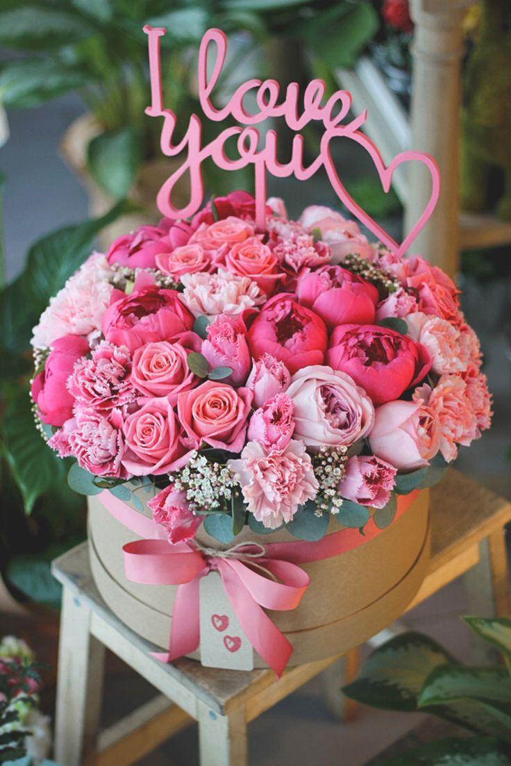 такое фото день рождения цветы букет красивый нем собраны