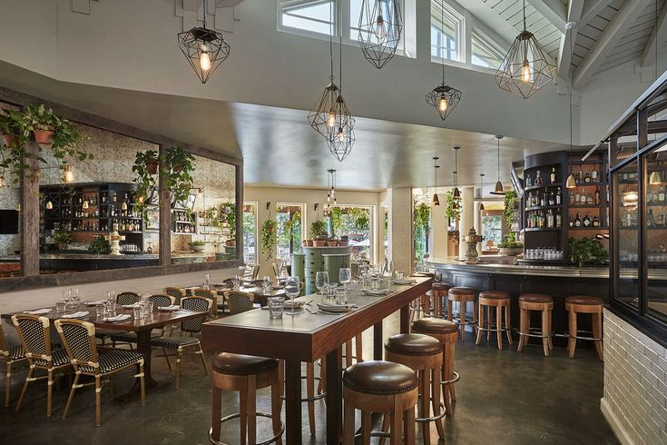 This wonderful Mediterranean restaurant in Santa Monica, CA can't be beat; it has a lovely ambience, delicious, mouth-watering food, and beautiful, simple decor.  Don't miss the 5-6 PM Tuesday through Thursday steal; everything is 1/2 price!