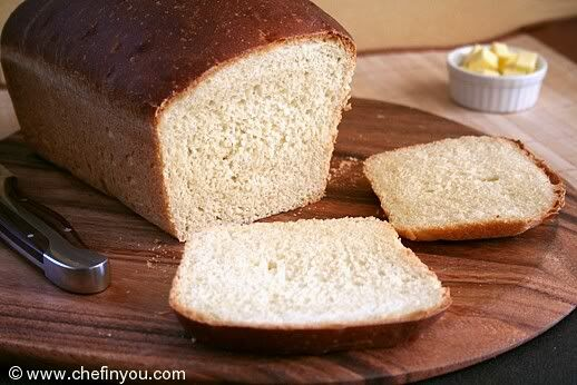 Best White Bread Recipe | Best Sandwich Bread Recipe Made this today and it turned out beautifully crusty on the outside and moist on the inside.