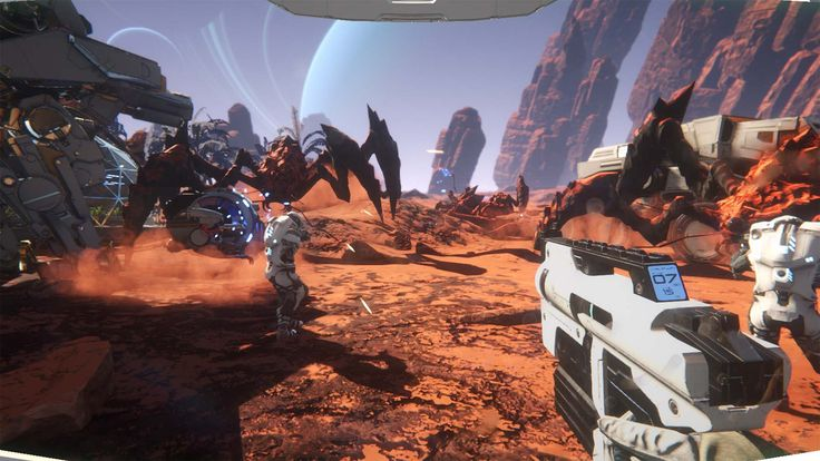 My first life (or ten minutes) as an astronaut in Osiris: New Dawn: I don't have a ton of experience with survival games. I played The…