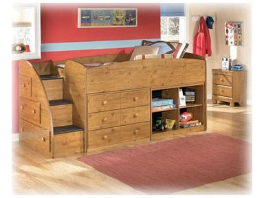 59 Best Bunk And Loft Beds Images On Pinterest Bunk Beds