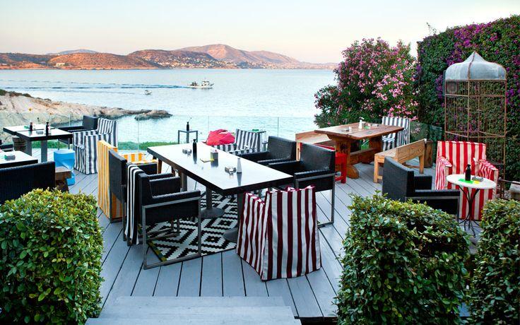 Athens Riviera, a Coastal Escape - Greece Is 'Island' Varkiza #AthensCoast