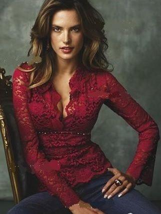 Victoria Secret koronkowa bluzeczka roz. M