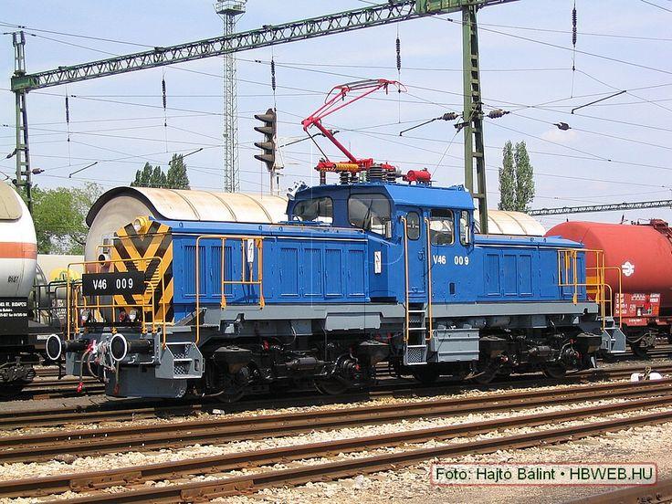 V46 Train Hungary