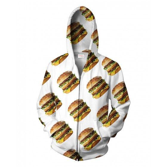 Big Mac Hoodie
