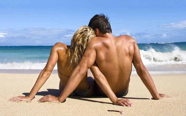 #beach #couple #photography
