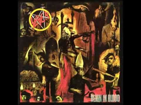 ▶ One of the best thrash albums of all time! Slayer - Reign In Blood [Full Album] - YouTube