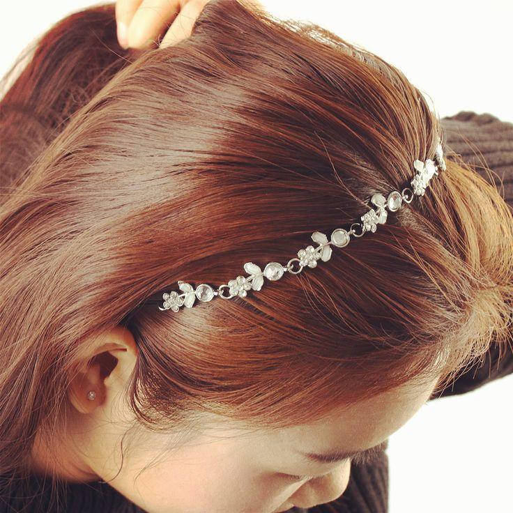 Elegant Hairband //Price: $8.99 & FREE Shipping //     #hairsaleshop #hairdesign