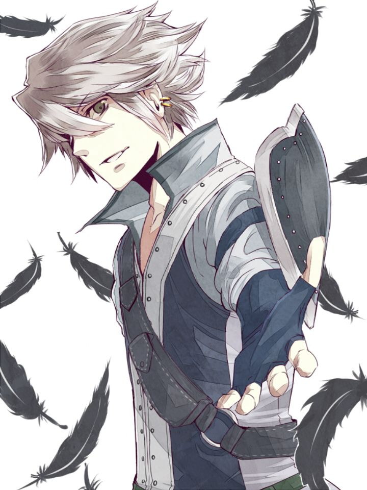 Indigo/Azure. Not fond of his character, but this picture is pretty sweet.