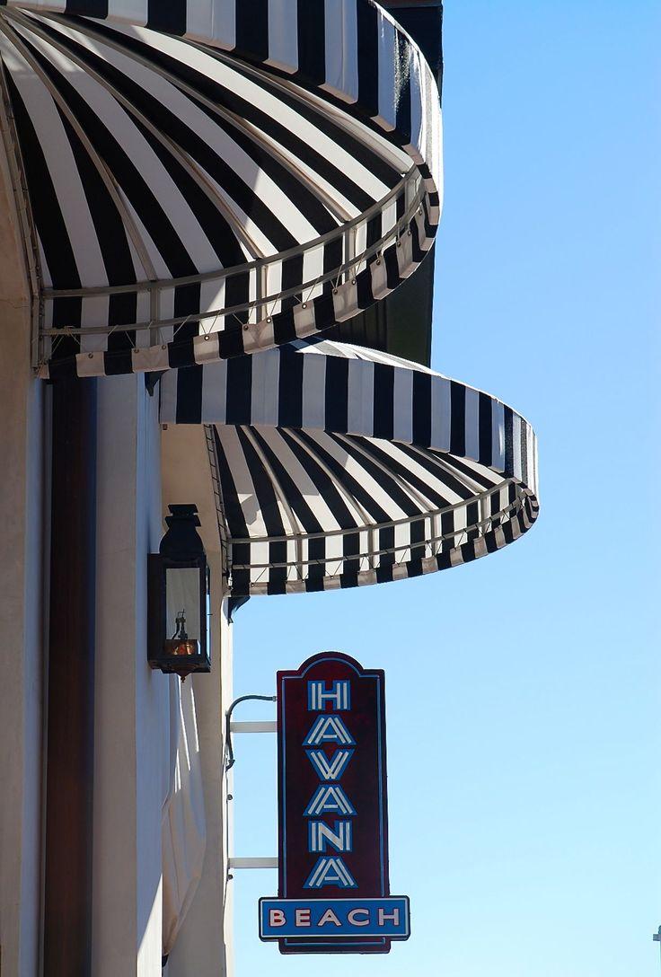 Havana Bar inside The Pearl Hotel  Rosemary Beach, Florida