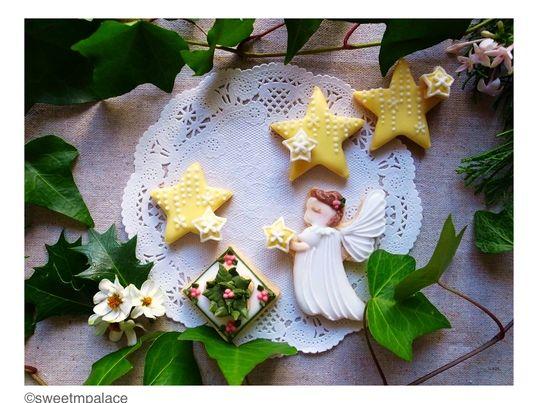 【ビギナークラス】オーガニックアイシングクッキー・クリスマス 天然色素、平飼い有精卵、発酵バター、オーガニック無漂白小麦粉を使用。イギリスで金賞を受賞した講師が教える3Dオーガニックアイシングクッキー!