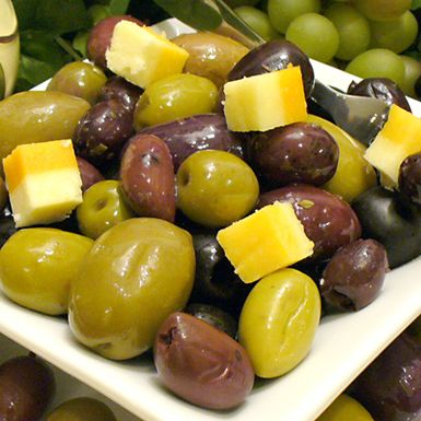 Olive Varieties - Types of olives: Olives