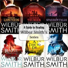 guide to reading wilbur smiths series