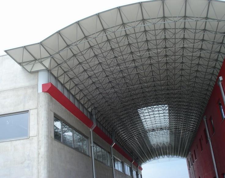 Copertura realizzata in Romania