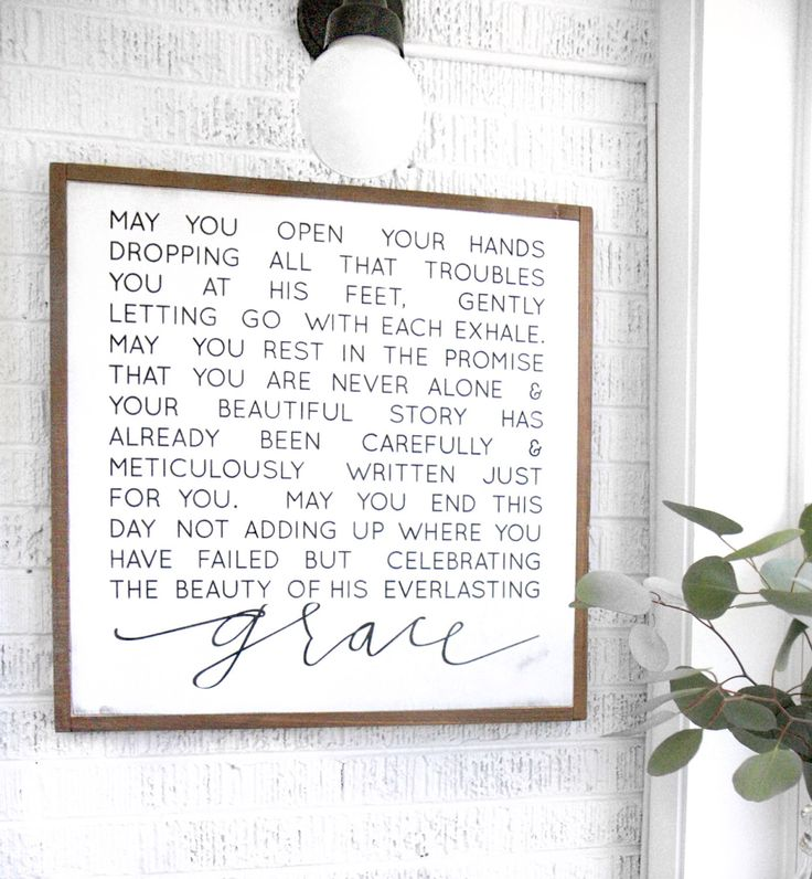 Everlasting Grace by HouseofBelongingLLC on Etsy https://www.etsy.com/listing/238597727/everlasting-grace