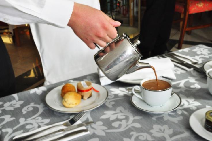 """""""Hora del Té"""" una excelente opción para cerrar la tarde con las más variadas exquisiteces en Restaurant Don Joaquín. #Té #Once #VinadelMar #Chile #HsmChile"""