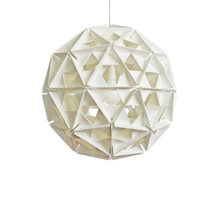Geo Light Pendant From Design By Them Via Hardtofind.