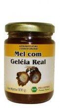 Mel com Geléia Real embalagem de 220g https://comprarprodutosnaturais.wordpress.com/2015/05/19/mel-com-geleia-real-embalagem-de-220g/