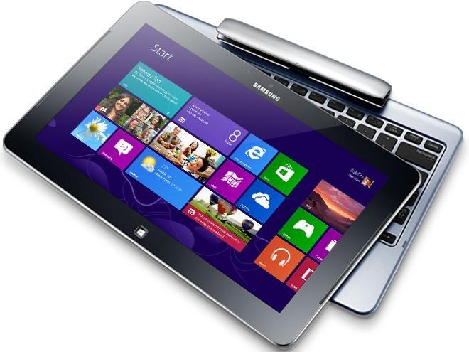 Samsung unveils Windows 8 based hybrid - ATIV Smart PC
