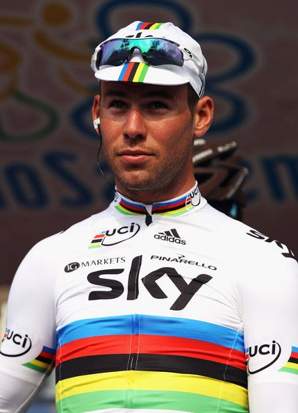 Mark Cavendish - 2012 Milan - San Remo Cycle Race