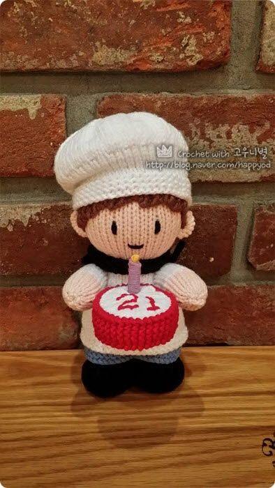 hahaha~!! chef