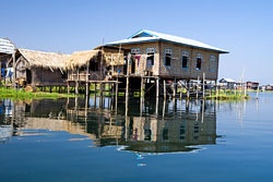 Cycle tour Burma itinerary inspiration