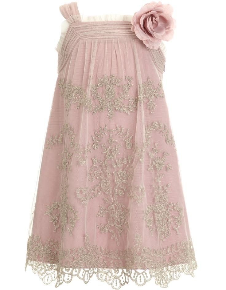 286 best vestidos de fiesta para niñas images on Pinterest ...