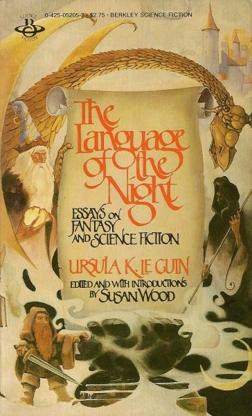 Best Books Ive Read Images On Pinterest  Science Fiction  Publication The Language Of The Night Essays On Fantasy And Science  Fiction Authors