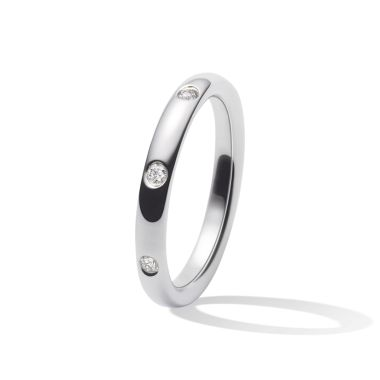 Infini Etoiles wedding band