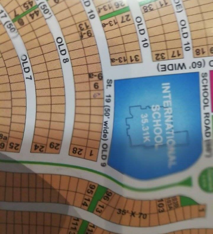 Bahria Enclave Islamabad : 10 marla Plot For sale.
