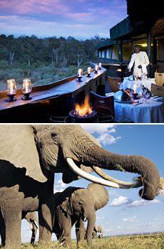 $2299 -- Kenya Safari Vacation Package w/Game Drives & Air