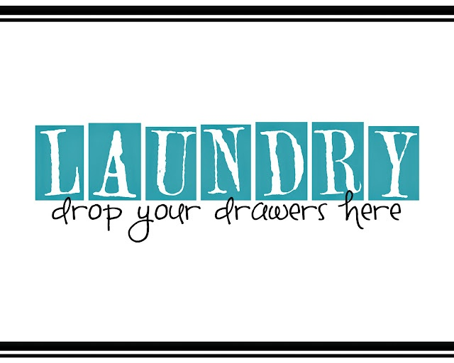 ha! perfect!: Sweet, Laundry Printable Free, Rooms Printable, Laundry Closet, Rooms Ideas, Free Laundry, Free Home Decor Printable, Laundry Rooms Free Printable, Rooms Decor